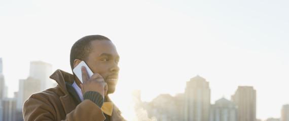 MOBILE PHONE TALKING