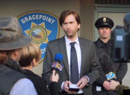 WATCH: David Tennant In US 'Broadchurch' - Same Scene, Two Different Accents