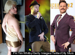 Olly Murs's 30 Cheekiest Moments