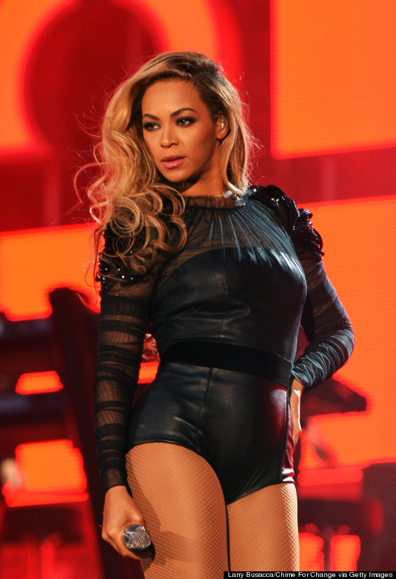 beyonce stage