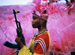 Richard Mosse: War Photography Re-sensitised