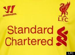 Liverpool Reveal New 2014-15 Warrior Away Kit