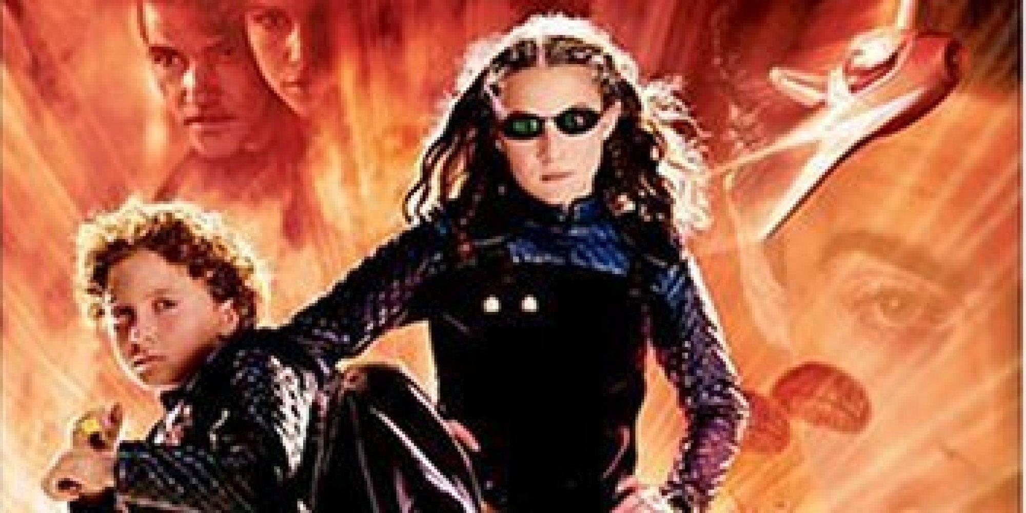 Image result for spy kids 2001 full movie