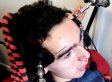 Teen Who Can't Hold Controller Plays Minecraft With His Eyebrows, And It's Awesome