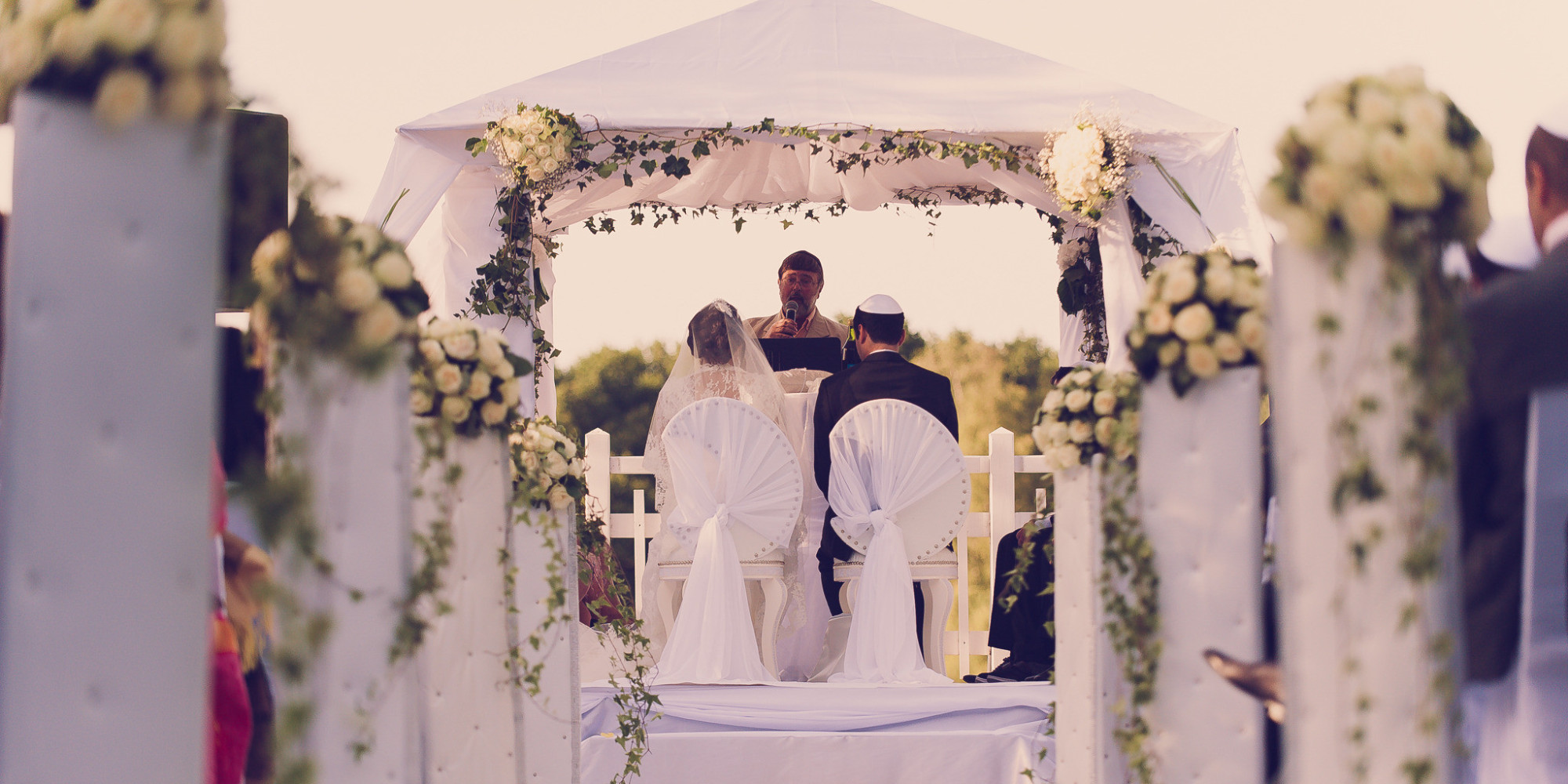 11 Things You Should Know Before Attending A Jewish Wedding