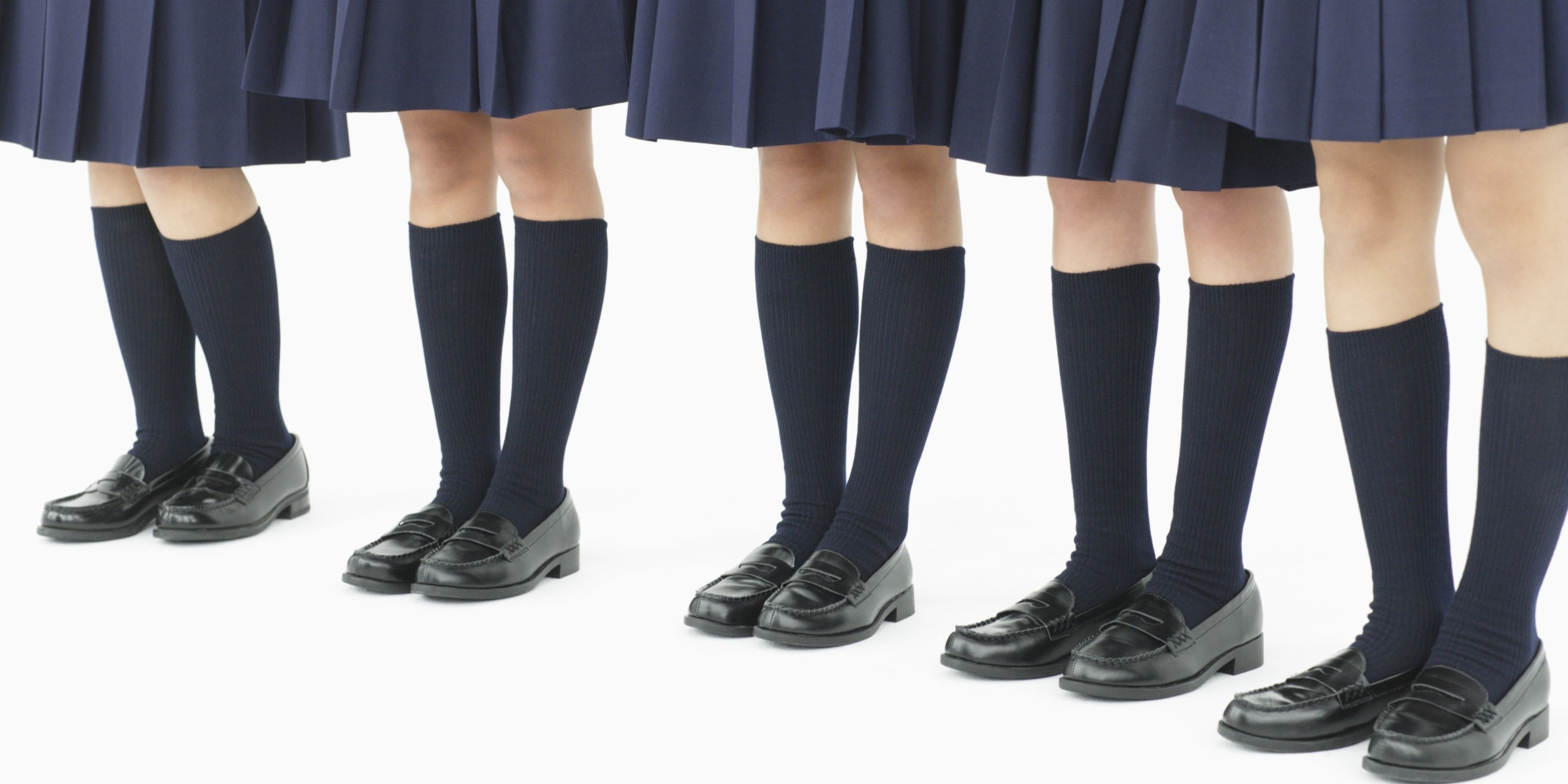 Fantastic  Skirt HampM Bow Shirt Chanel Maxi Logo Bag  Looking Like A School
