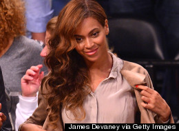 Beyonce Appears To Have Removed Her 'IV' Wedding Tattoo
