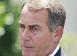John Boehner Dems Financial Reform