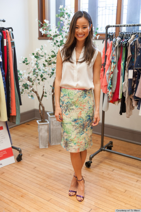 6f6ce7cec740 Jamie Chung Reveals The 'Real' (Adorable) Reason She's Marrying ...
