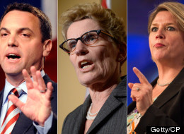 The Ontario Election Ad Ban's Been Lifted and the Claws Are Out