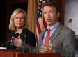 Kirsten Gillibrand And Rand Paul, The Senate's Odd Couple, Team Up Again