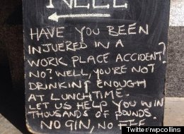 Pub Sign Of The Day