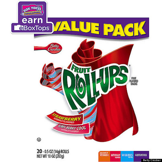 fruit rollup ad