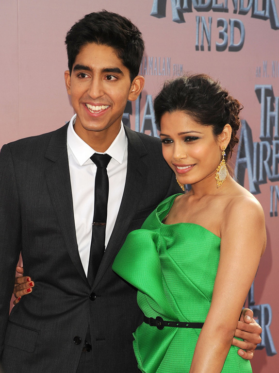 Dev Patel & Freida Pinto Still Going Strong (PHOTOS ...