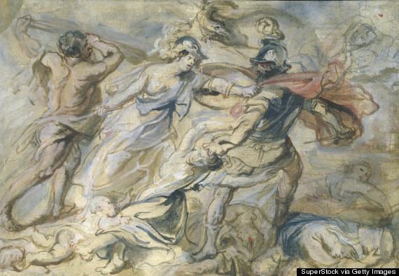 greek god ares