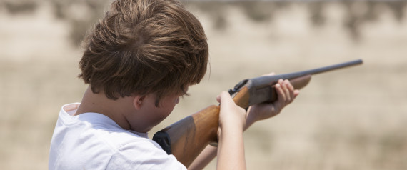 YOUNG PEOPLE GUNS