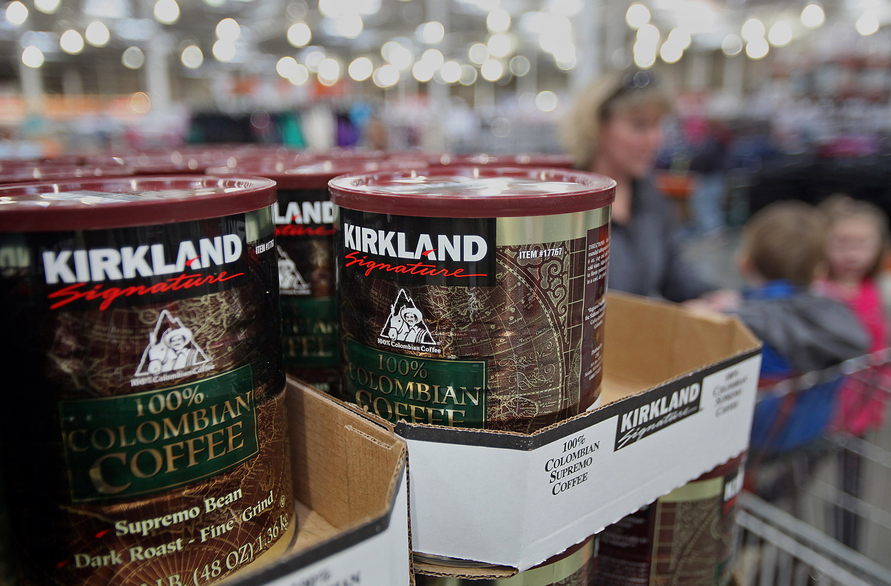 costco kirkland. Why Costco Is Crushing Walmart Owned Sam s Club   HuffPost