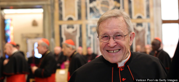 Cardinal Kasper Enjoying Spotlight As 'Pope's Theologian'