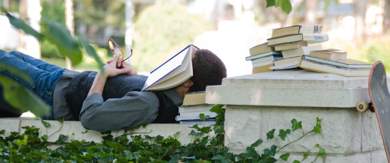books nap