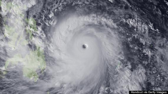 typhoon haiyan noaa