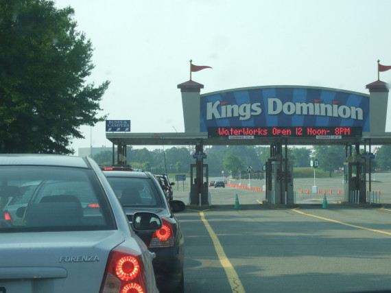 kings dominion park