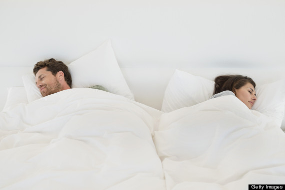 what sleep position says about you