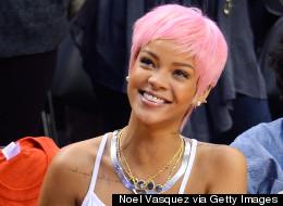 Rihanna Shows Off Her New 'Do