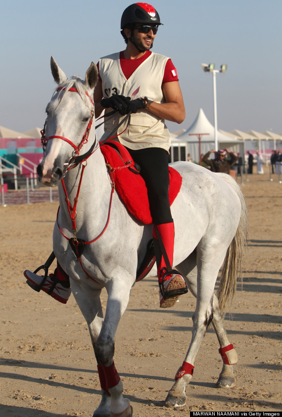 bahrain horse