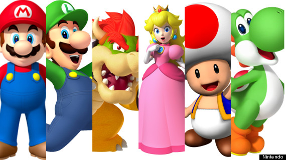 10 things even italian plumbers don t know about mario kart huffpost