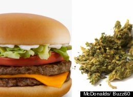 Pregnant Woman Not Lovin' Her McMarijuana Burger