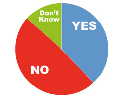 PIE CHART: How Has David Cameron's Visit To Scotland Affected The Yes Vote?