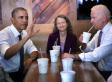 Obama, Biden Hit Up Shake Shack For Lunch