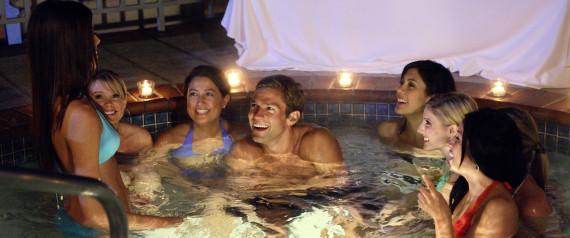 HOT TUB GERMS