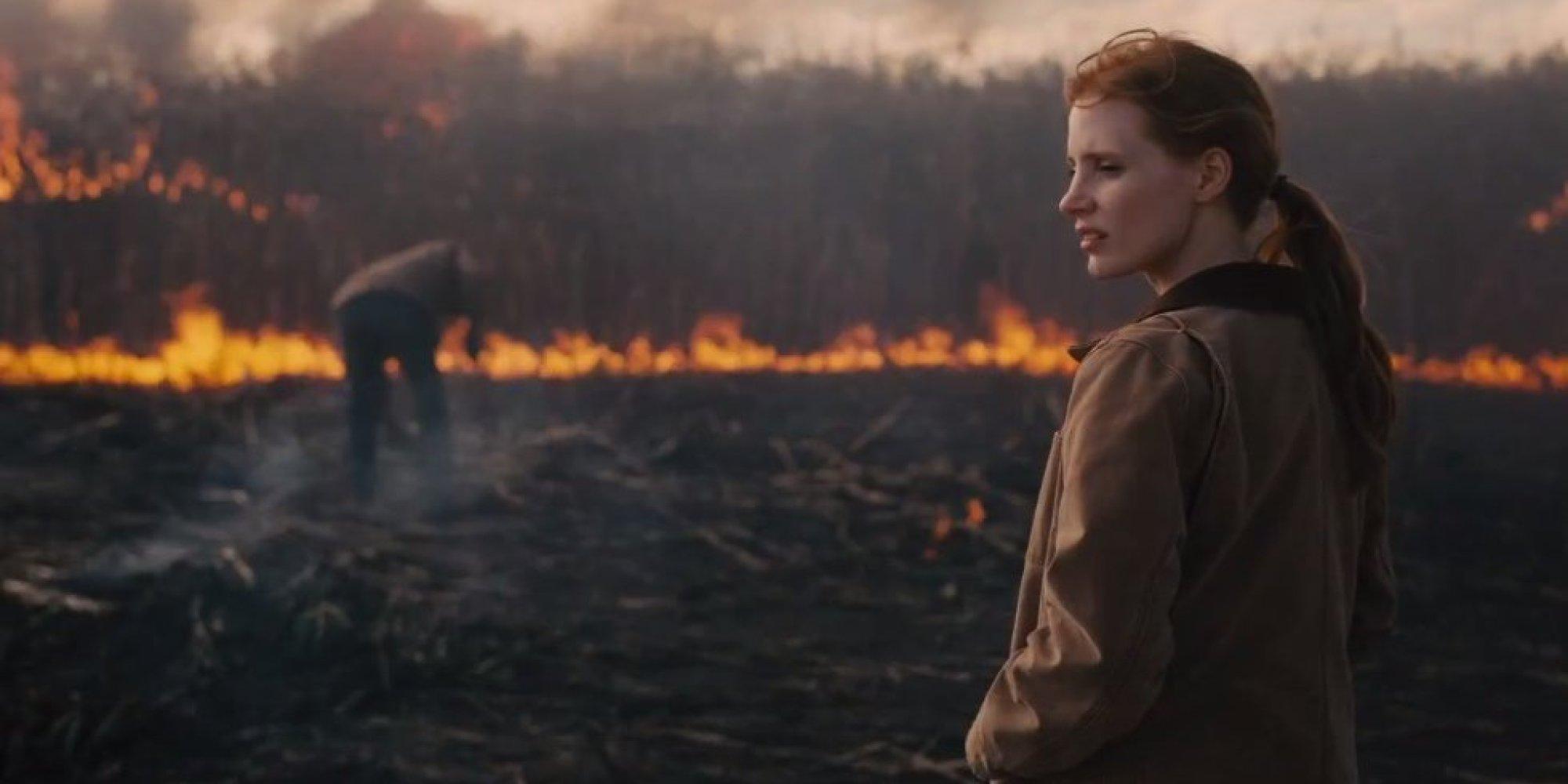 Jessica Chastain's Secret 'Interstellar' Role Revealed ...