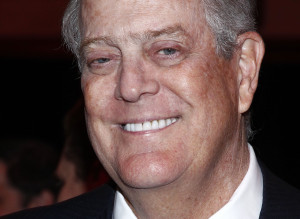 Koch brothers 39 secrets revealed in new book democratic for David charles koch
