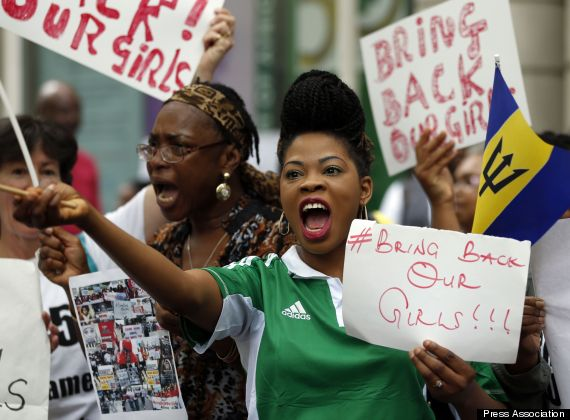 bring back our girls london