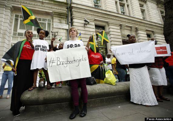 protest nigeria