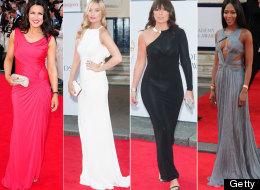 TV Baftas 2014: Red Carpet Pictures