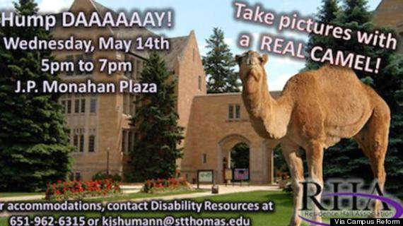 camel university st thomas
