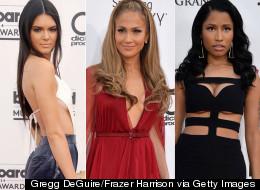 Billboard Awards 2014: Jennifer Lopez Wows On Red Carpet