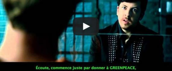 GREENPEACE SOUSTITRES