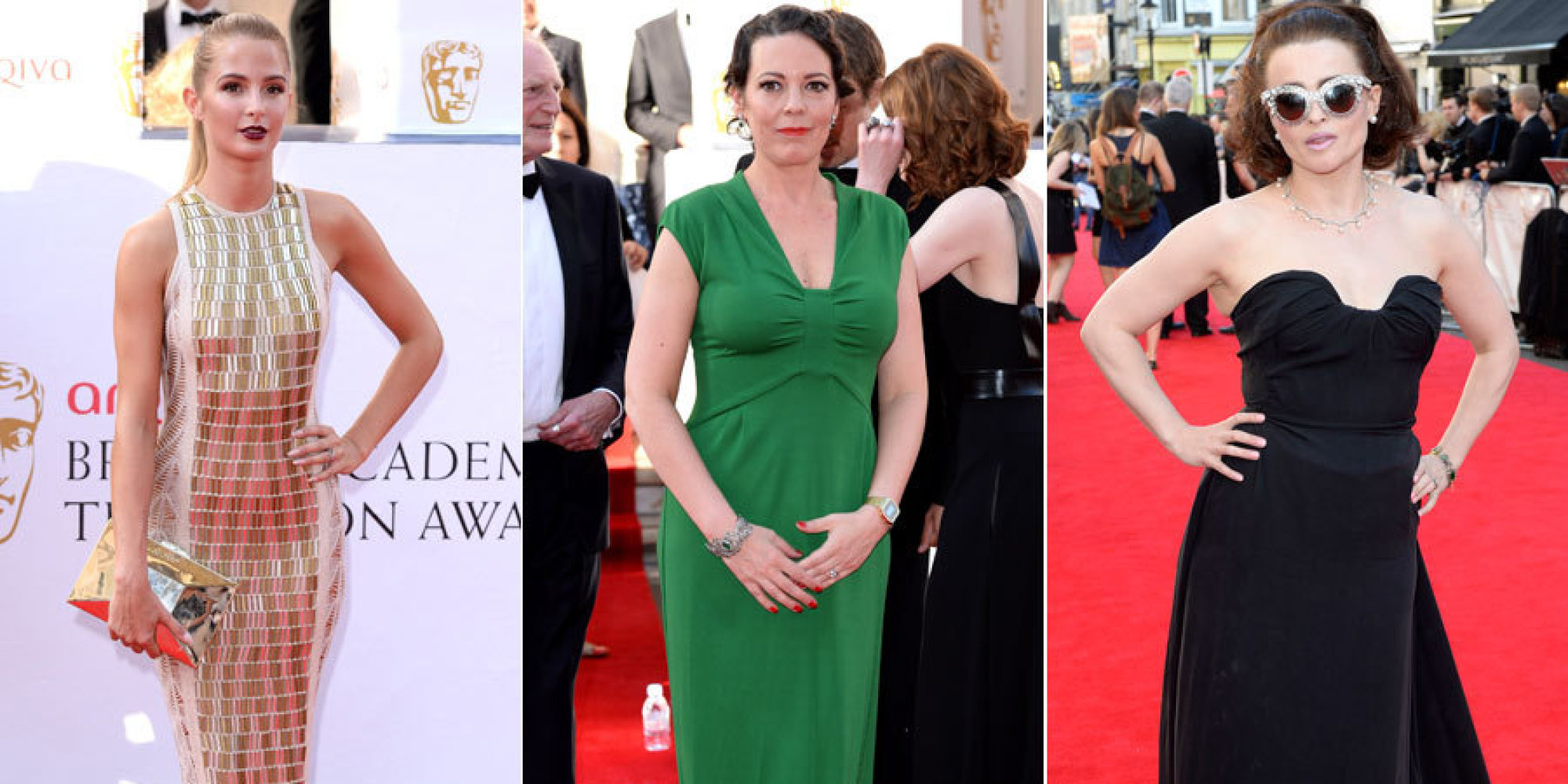 Baftas: Baftas 2014 Red Carpet Pictures: Best And Worst Dressed