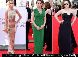 TV Baftas 2014: Best And Worst Dressed - YOU Decide!