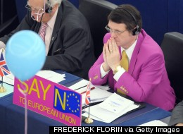 Meet Ukip MEP Gerard Batten Who Likes The Odd Conspiracy Theory