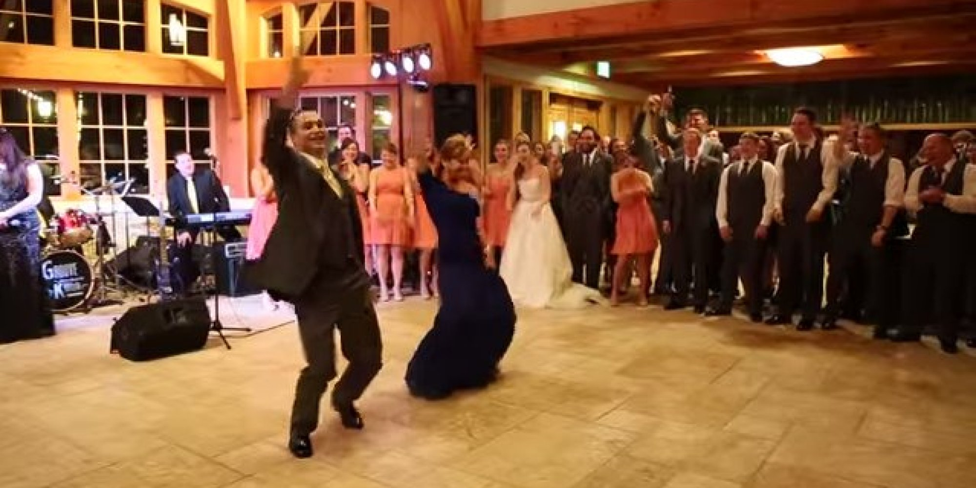 This Mother And Son Wedding Dance Really Is Something