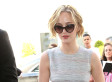 Jennifer Lawrence Has Four Dior Wardrobe Changes In One Day At Cannes Film Festival