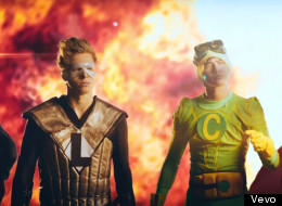 WATCH: 5SOS Become Superheroes In New Video