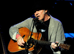 Neil Young A Letter Home new album stream