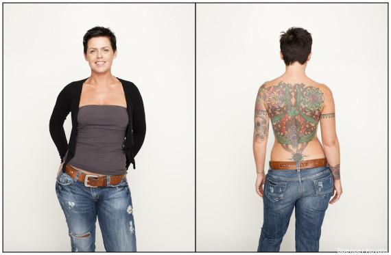 tatouage dos