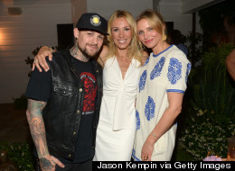 Rumor Has It Cameron Diaz Is Dating Benji Madden